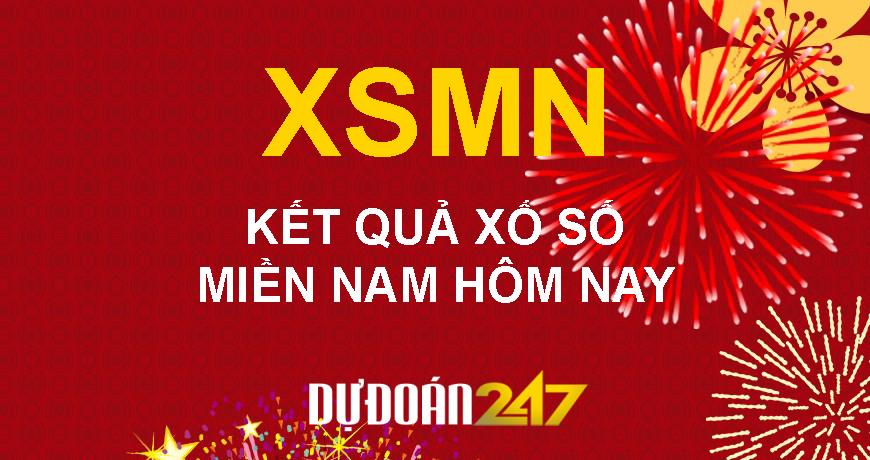 XSMN – KQ XSMN – Kết quả xổ số Miền Nam hôm nay